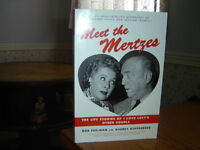 """Biographical Book: """"MEET THE MERTZES"""" (From, """"I Love Lucy"""")"""