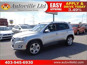 2011 Volkswagen Tiguan LOADED!! EVERYONE WILL BE APPROVED!!