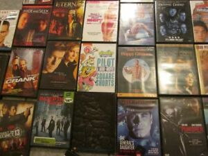 DVD's For Sale - Over 150 Titles!!