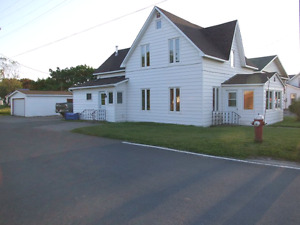 Location de maison a Shippagan. N.B.