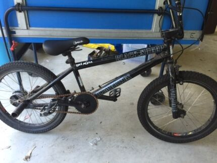 """BMX Bike """"Black Sheep"""" used Manly Manly Area Preview"""