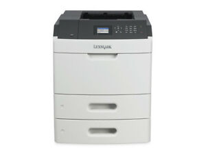 LEXMARK MS811dtn - MONOCHROME LASER WORKGROUP PRINTER