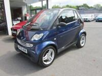 Smart ForTwo 0.7 Pulse Soft Top Convertible Automatic PETROL 2005/55