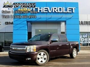 2008 Chevrolet Silverado 1500 LTZ 4x4 | Lowered - Sunroof - 4x4