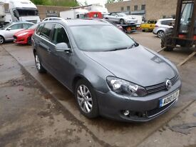 VOLKSWAGEN GOLF - AO10UJY - DIRECT FROM INS CO