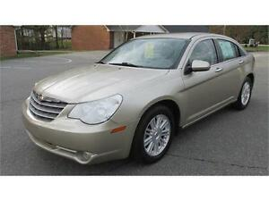 2007 Chrysler Sebring  Limited LOADED LEATHER ROOF NAV!!! WOW!
