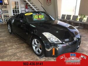 2007 Nissan 350Z Grand Touring Automatic, Convertible Roadster