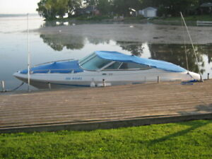 LOOKING TO TRADE FOR PONTOON BOAT