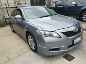 2008 Toyota Camry ACV40R Sportivo Grey 5 Speed Automatic Sedan Underwood Logan Area Preview