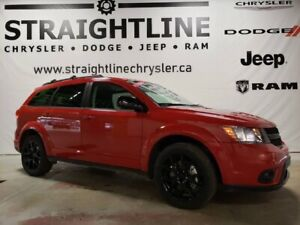 2017 Dodge Journey SXT-NAV, DVD, SUNROOF, BACK UP CAM