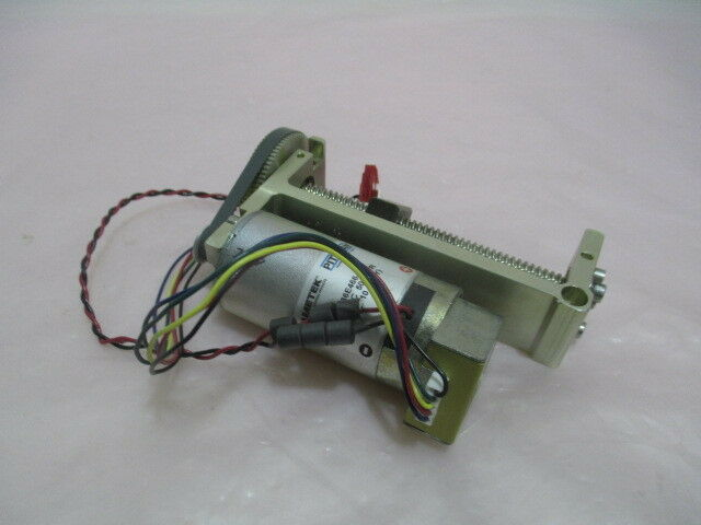 Asyst 9700-8861-01, Loader Motor Assy with Pittman 9236E466-R2 DC Motor. 418558