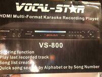 Vocal Star Kareoke