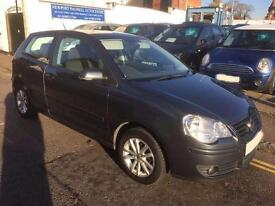 2007 Volkswagen Polo 1.4 S 80 3dr 3 door Hatchback