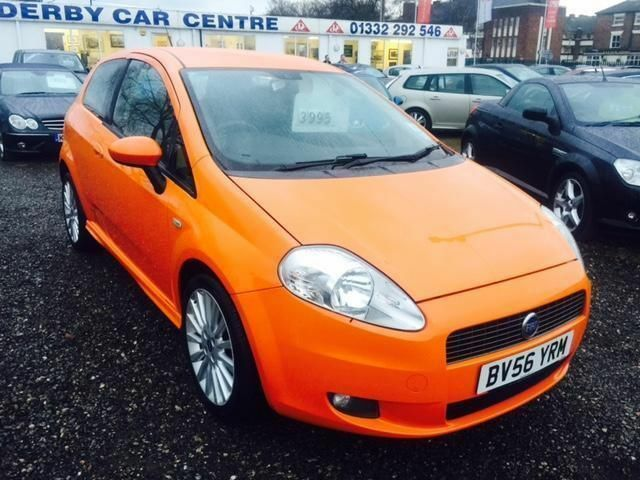 2006 fiat grande punto 1 4 16v sporting in derby derbyshire gumtree. Black Bedroom Furniture Sets. Home Design Ideas