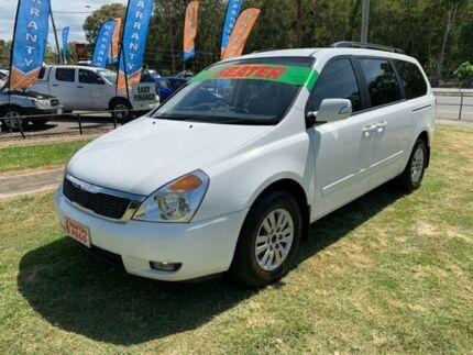 2010 Kia Grand Carnival VQ EXE 5 Speed Automatic Wagon Clontarf Redcliffe Area Preview