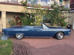 1964 Lincoln Continential