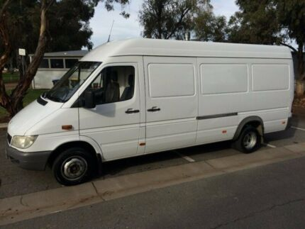 2005 Mercedes-Benz Sprinter 413CDI LWB 5 Speed Manual Van Clarence Gardens Mitcham Area Preview
