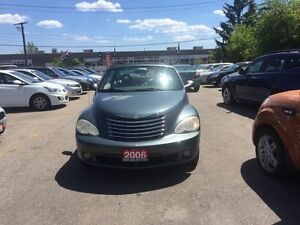 2006 Chrysler PT Cruiser Touring CONVERTIBLE! CLEAN CAR PROOF!