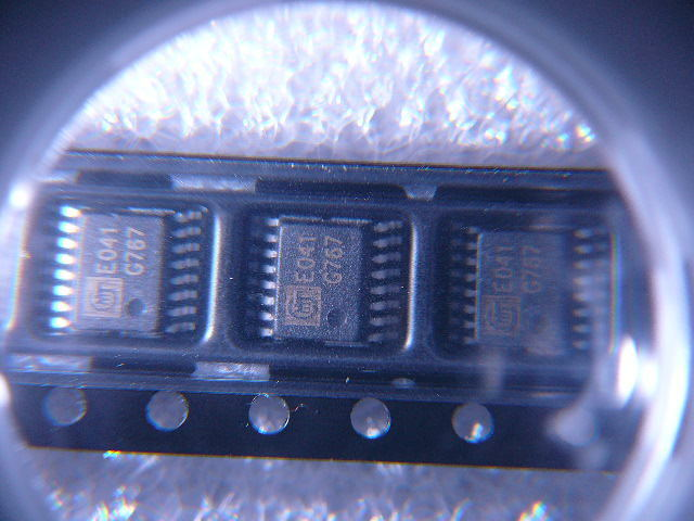 GMT G767 TEMPERATURE SENSOR IC with SMBus SSOP 16-PIN PLASTIC  **NEW**  Qty.5