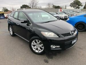 2009 Mazda CX-7 Black Sports Automatic Wagon Heidelberg Heights Banyule Area Preview