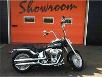 2008 Harley Davidson fat boy - only 11000 miles