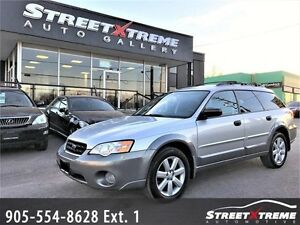2007 Subaru Outback 2.5i AWD|AIR CONDITIONING|HEATED SEAT|TINTED