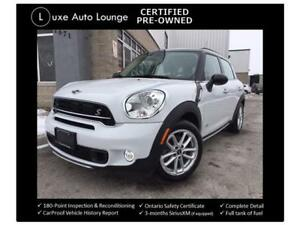 2016 MINI Cooper Countryman S AWD - SUNROOF, AUTO, HEATED SEATS!