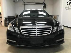 2013 Mercedes-Benz E350 4matic Pano Roof, Keyless Go, VG cond'