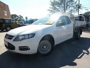 2012 Ford Falcon FG MK2 (LPi) 6 Speed Automatic Cab Chassis North St Marys Penrith Area Preview