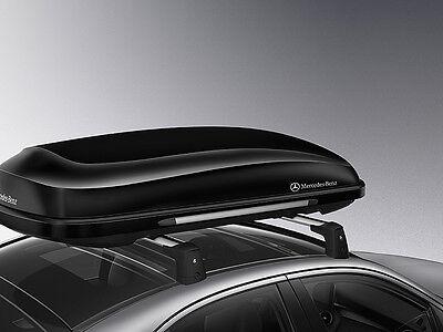 PA7 Für Mercedes C-Klasse W205 4-Tür ab 13 Aluminium Dachträger kompl