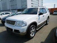 FORD EXPLORER 4.6 EDDIE BAUER AUTOMATIC * 7 SEATER 4X4 *LEATHER ONLY 62000 MILES