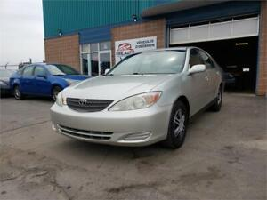 TOYOTA CAMRY 2002*******AUTOMATIQUE******4 CYL*****