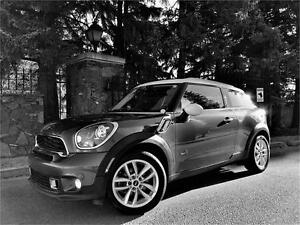 2014 Mini Cooper S Paceman S All-4 Low Km SOLD... $24,995.00