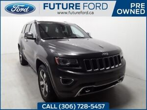 2014 Jeep Grand Cherokee Overland | Eco Diesel | Remote Start |