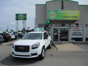 2016 GMC Acadia AWD ++APPROBATION+FACILE++