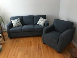 Superstyle Sofa and Chair