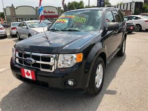 2011 Ford Escape XLT...LOW KMS...PERFECT...ONLY $8995.