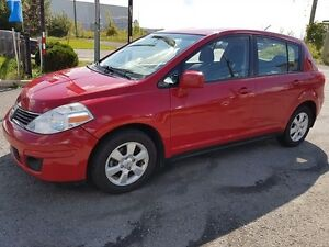 2008 Nissan Versa 1.8 SL, COMES WITH WINTER RIMS AND TIRES, 1283