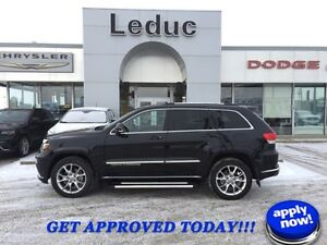 2015 Jeep Grand Cherokee Summit LOADED with EXTENDED WARRANTY