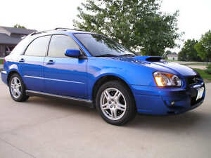 2004 Subaru WRX Sedan or Wagon