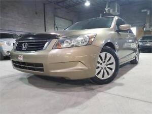 2009 Honda Berline Accord LX AUX/CRUISE/GROUP ELEC/AUTO/4 CYL!!!