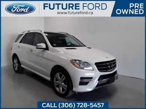 2013 Mercedes-Benz M-Class ML 350 BlueTEC | LIKE NEW INSIDE AND