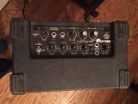 Vintage Polytone Mega Brute with travel case $500 or trades