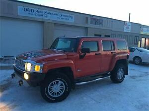 2008 HUMMER H3-4X4-LEATHER-LOADED-ALLOYS