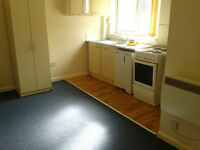 A WELL PRESENTED SELF CONTAINED FURNISHED ONE BEDROOM FIRST FLOOR STUDIO FLAT (INCLUSIVE OF BILLS)
