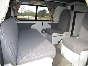 Toyota Hiace Frontline Camper – AUTO – IMMACULATE Glendenning Blacktown Area Preview