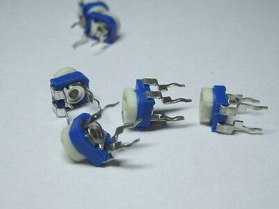 Variable Resistors Potentiometer 300k Ohm 300k 50pcs