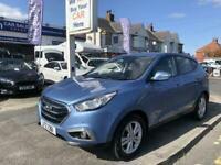 2012 Hyundai Ix35 1.6 STYLE GDI 5DR Estate Petrol Manual