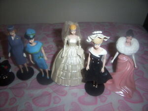 Barbie Figurines Collectibles Kingston Kingston Area image 3