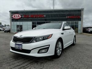 2015 Kia Optima EX Luxury LEATHER Sunroof